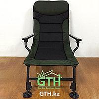 Карповое кресло JAT 028D. Нагрузка до 180кг. Доставка.