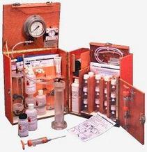 Water Test Aviation Измерение содержания воды в авиационных жидкостях