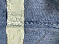 Комбинезон огнеупорный FR темно-синий зимний., фото 1
