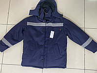 Огнеупорная зимняя куртка