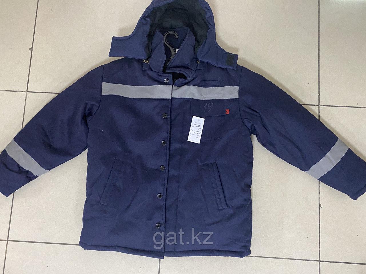 Огнеупорная зимняя куртка - фото 1