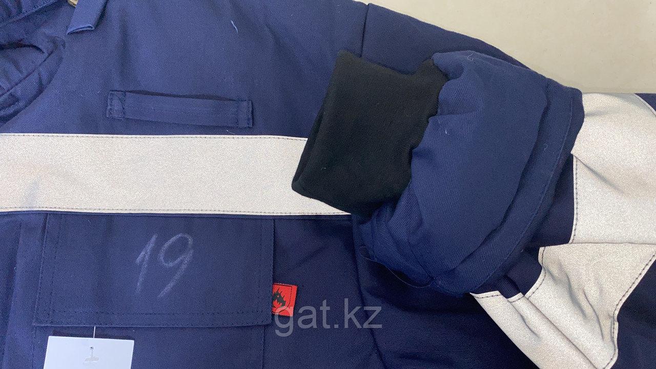 Огнеупорная зимняя куртка - фото 2