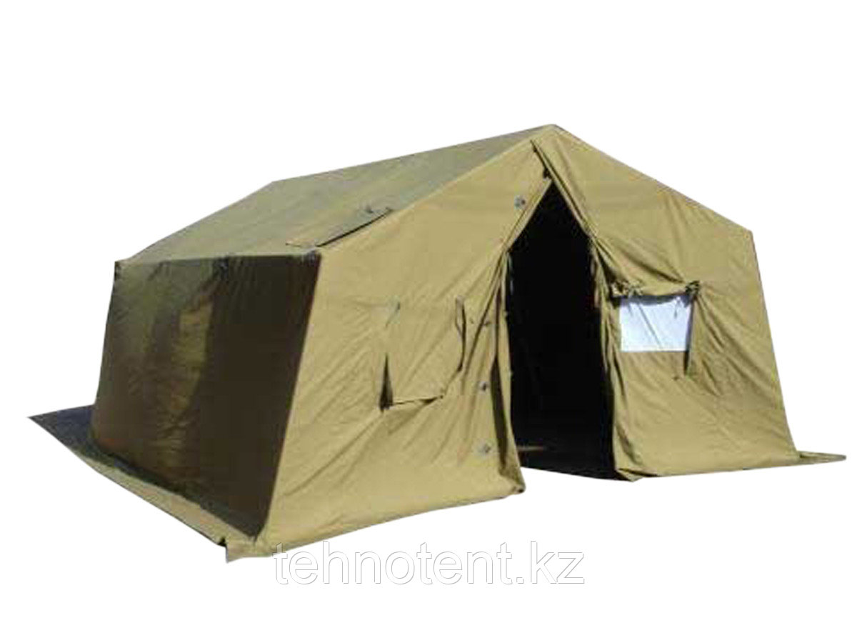 Палатка экспедиционная каркасная М10