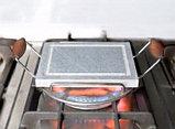 Каменный гриль Hot Stone Grill Bisetti 99043 мыльный камень для жарки мяса, стейков дома в кафе баре ресторане, фото 5