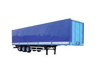 Тент на полуприцеп МАЗ-9758-30