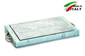 Камень гриль Bisetti Linea Vintage 99274A сковорода для жарки мяса стейков овощей рыбы креветки шашлыка сыра