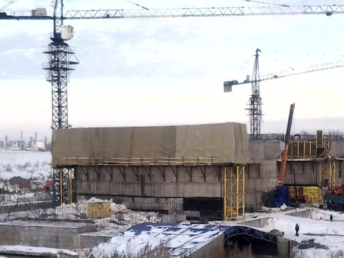 Буровое укрытие (бурукрытие), Брезент, один слой