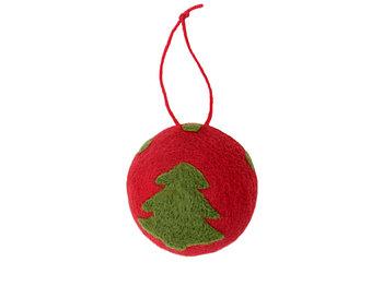 Новогодний шар в футляре Елочная игрушка
