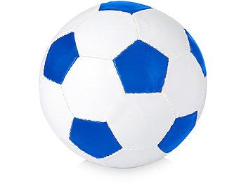 Футбольный мяч Curve, ярко-синий/белый