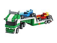 LEGO: Транспортировщик гоночных автомобилей Creator 31113