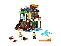 LEGO: Пляжный домик серферов Creator 31118