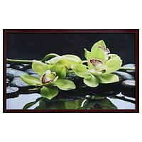 """Картина """"Орхидея-2"""" 67х107 см"""
