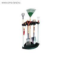Подставка угловая для садового инвентаря Corner Tool Rack
