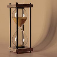 """Песочные часы """"Бесконечность"""", на 30 минут, 25 х 9.5 см"""
