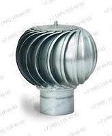 Дефлектор шаровидный из оцинкованной стали диаметром 600 мм