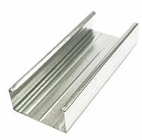 Профиль направляющий ПН 50х40х3000 толщина 0,45 мм