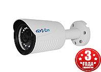 Si-Cam SC-D501F IR Цилиндрическая уличная IP видеокамера, 25 fps