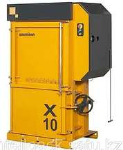 Пресс для мусора вертикальный X10