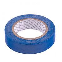 Изолента ПВХ, 15 мм х 10 м, синяя, 150мкм// Matrix