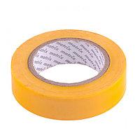 Изолента ПВХ, 15 мм х 10 м, желтая, 150мкм// Matrix