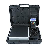 Электронные весы фреоновые, нагрузка: до 50 кг, деление шкалы по 2 гр.