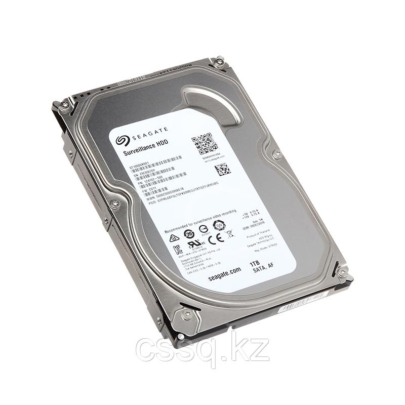 """ST1000VX001 Жесткий диск 1Tb,5900RPM,3.5"""",SATA,SEAGATE"""