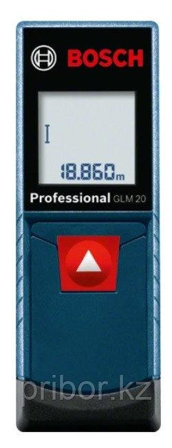 Лазерный миниатюрный дальномер GLM 20 Professional