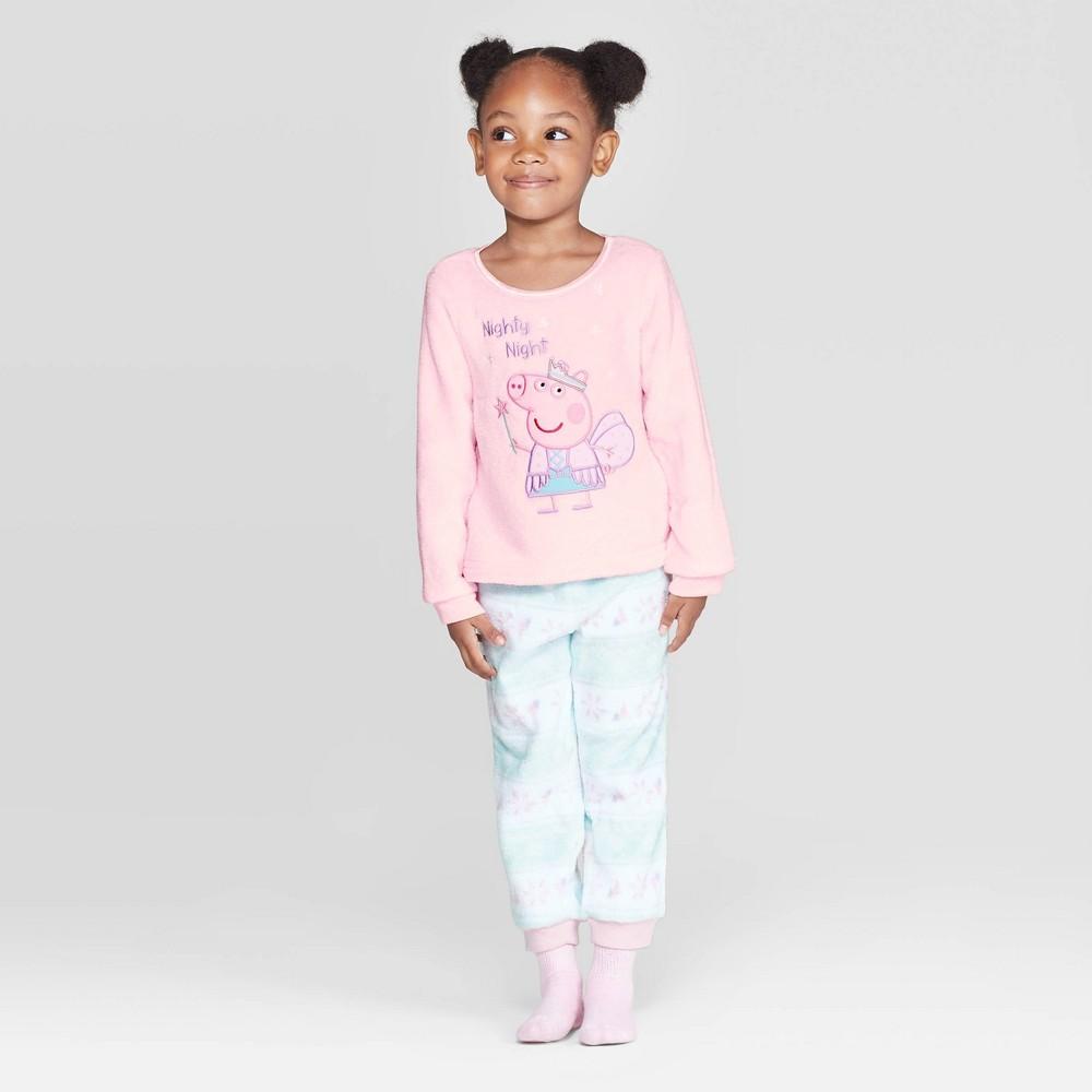 Peppa Pig  Детская пижама для девочек