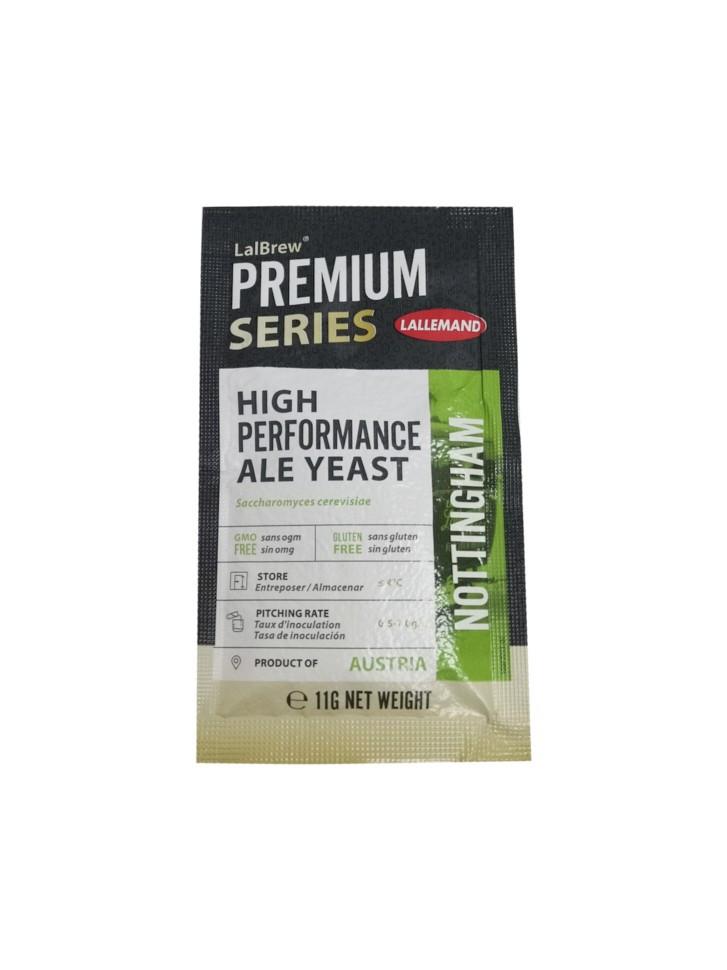 "Пивные дрожжи Lallemand ""Nottingham High Performance Ale"", 11 г"