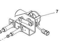 Мотор дворника лобового стекла motor, 210896