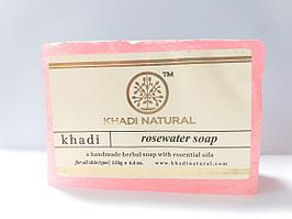 Натуральное Мыло Роза (Rose KHADI), 125 гр