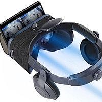Очки виртуальной реальности с джойстиком. Новое поколение.