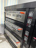 Жарочный шкаф 3х9 газовый LUX качество.