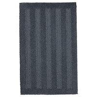 Коврик для ванной ЭМТЕН темно-серый 50x80 см  ИКЕА, IKEA