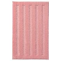 Коврик для ванной ЭМТЕН светло-розовый 50x80 см ИКЕА, IKEA