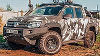 Усиленный бампер Фольцваген Амарок Volkswagen Amarok
