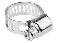 Хомут металлический STAYER оцинкованный, 8-18 мм, 5шт