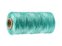Шпагат полипропиленовый STAYER 50073-110, зеленый, 800 текс, 110 м