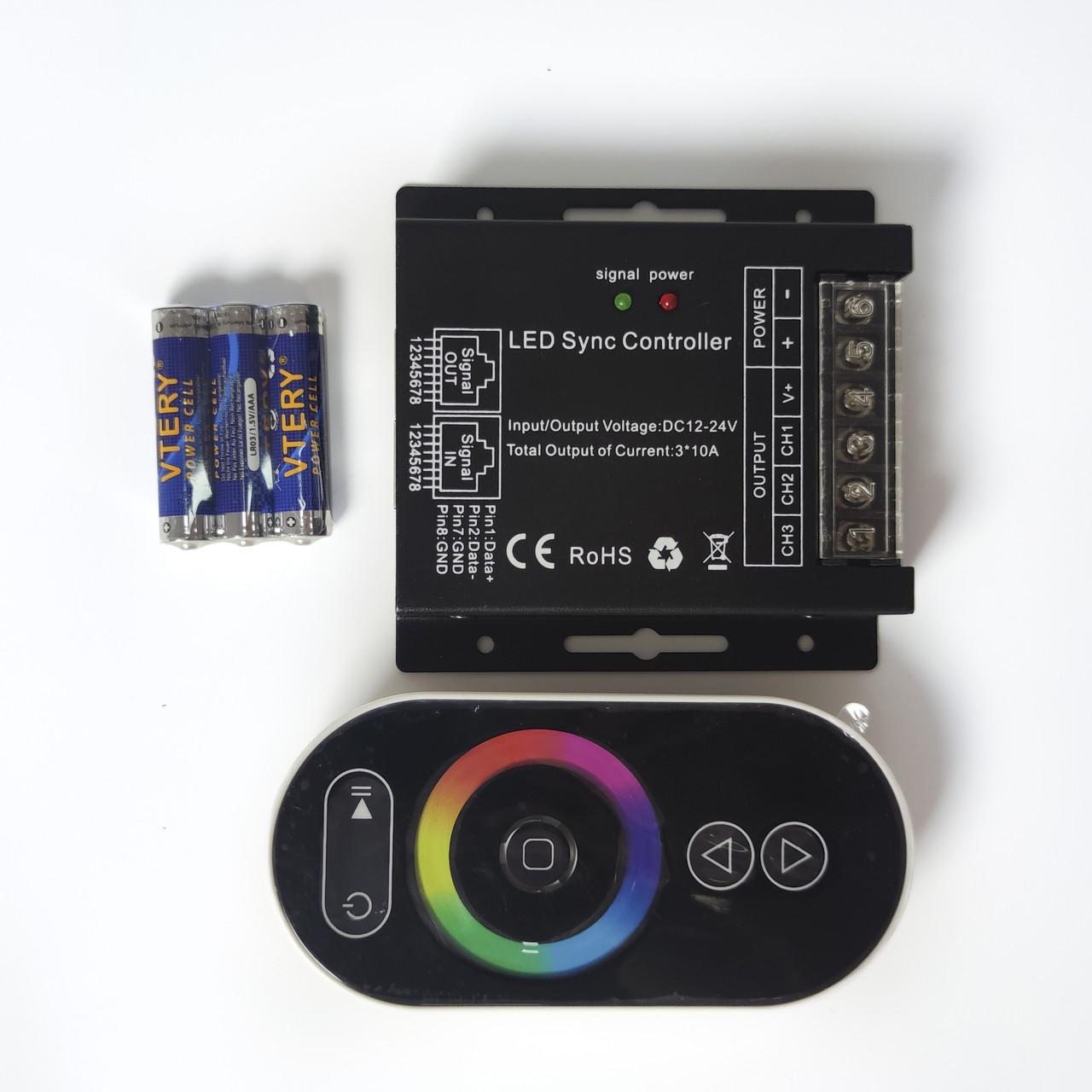Контроллер для светодиодных модулей SZ600-TOUCH