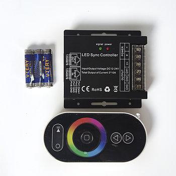 RGB Контроллер с пультом сенсорным 360W