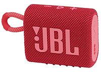 Колонка портативная JBL GO 3 красный JBLGO3RED