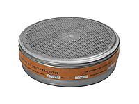 Фильтр сменный для промышленных противогазов РПГ-67, 11141_z01, марка А1 от паров бензина, ацетона, хлора,