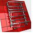 """Полотенцесушитель ДВИН Q primo electro 60/50 1""""-3/4""""-1/2"""" Электрический ТЭН справа (К эл.)"""
