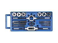 Набор резьбонарезной ЗУБР 28122-H16, МАСТЕР, с металлорежущим инструментом, в пластиковом боксе, 16 предметов