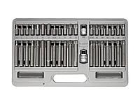 Набор бит для шуруповерта ЗУБР 2653-H40_z01, биты специальные в металлическом боксе, 40 предметов