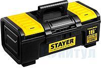 """Ящик для инструмента """"TOOLBOX-16"""" пластиковый, STAYER Professional, ( 38167-16 )"""
