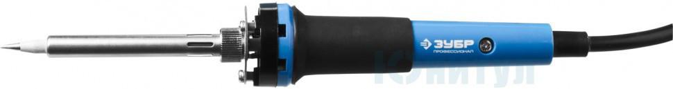 """Паяльная станция ЗУБР """"ПРОФИ"""" цифровая с ЖК дисплеем, керамический нагреватель, диапазон 150-450°C, 48Вт, ( - фото 9"""