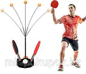 Тренажер для  настольного тенниса и пинг-понга.