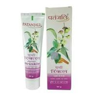 Антивозрастной крем от морщин и пятен, Anti Wrinkle cream Patanjali, 50 гр