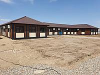 Изготовление жилых домов и вагончиков.